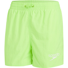"speedo Essential 13"" Watershorts Jongens, zest green"